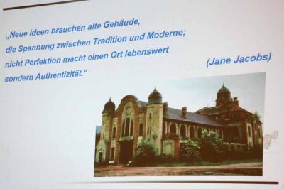 """Auf dem Foto die """"Kohlenkirche"""" Stadthagen"""