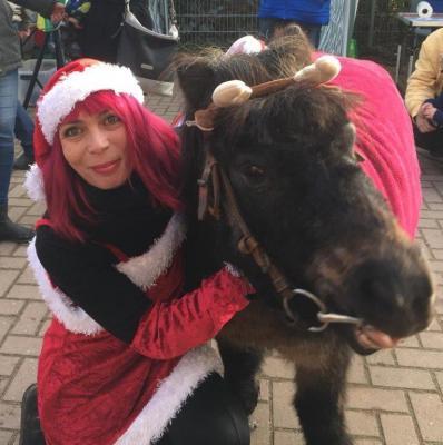 Vorschaubild zur Meldung: Ho,ho,ho - Weihnachachten im Tierheim Burg/Schartau