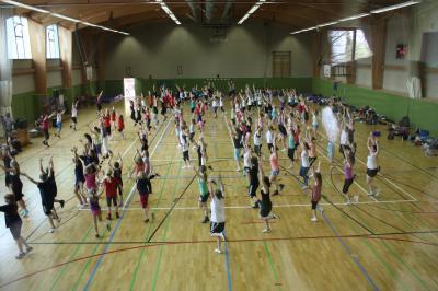 Vorschaubild zur Meldung: Im März, bitten wir wieder zum Tanzseminar.