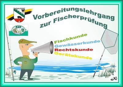 Foto zu Meldung: Anmeldung zur nächsten Fischerprüfung