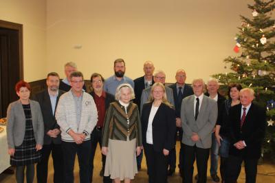 Vorschaubild zur Meldung: Ehrenamtlich Engagierte aus Kyritz geehrt