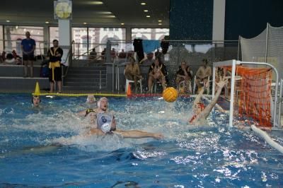 Foto zu Meldung: Wasserball Bezirksliga in Görlitz