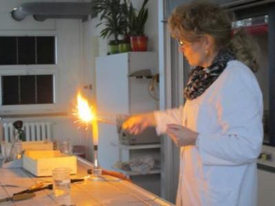 Foto zu Meldung: Workshop für 6.Klässler - Kennenlerntag an der Europaschule Werneuchen