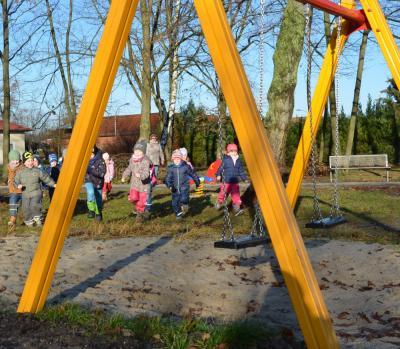 Vorschaubild zur Meldung: Schipkau: Umfeld der Kegelbahn nun wieder richtig schick