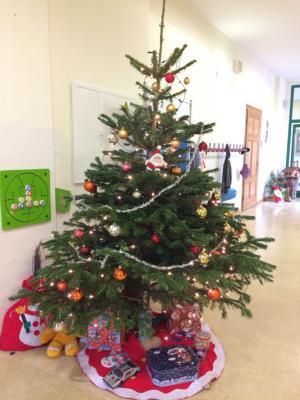 Vorschaubild zur Meldung: weihnachtliche Stimmung hält Einzug ...