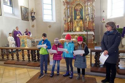Foto zur Meldung: Familiengottesdienst zum 2. Advent