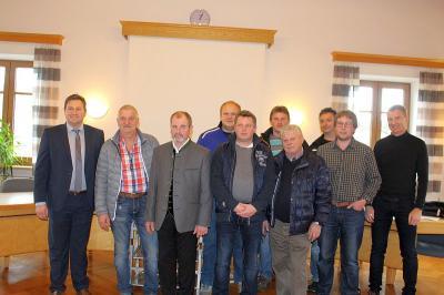 Foto zu Meldung: Sanierungsarbeiten am Rathaus Prackenbach abgeschlossen