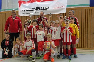 Foto zu Meldung: 1.WOGEMA-Cup ein toller Erfolg