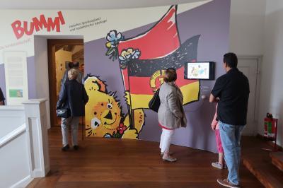 Vorschaubild zur Meldung: BUMMI - Ausstellung lockte über 2.000 Besucher nach Reckahn