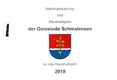 Foto zur Meldung: Gemeindevertreter gehen in die Winterferien – Haushalt 2018 verabschiedet