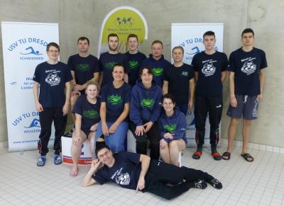Foto zu Meldung: Schwimmen WTC-Pokal in Dresden