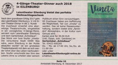 Amtsblatt, 08.12.17