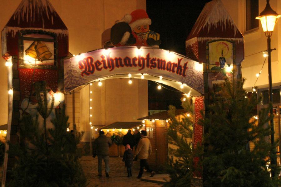 Weihnachtsmarkt Fürstenwalde.Fürstenwalde Spree Der Fürstenwalder Weihnachtsmarkt Traditionell