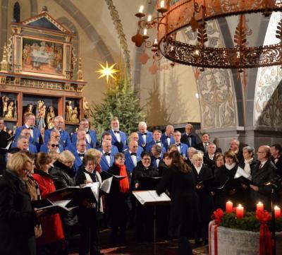 Vorschaubild zur Meldung: Chortreffen am 3. Advent in Klettwitz