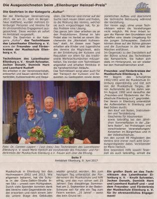 Amtsblatt, 09.06.17