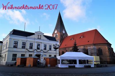 Foto zur Meldung: Weihnachtsmarkt 2017