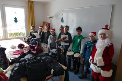 """Foto zur Meldung: Weihnachtliches Singen im """"Min to Hus"""""""