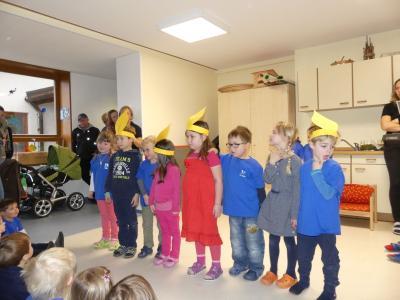 Foto zur Meldung: Adventfeier im Kindergarten St. Georg