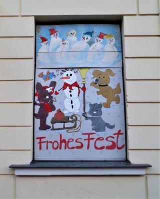 Foto zur Meldung: 18. Adventsbild: Doris Sähloff
