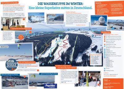 Vorschaubild zur Meldung: Skiberg Wasserkuppe startet in die Wintersportsaison