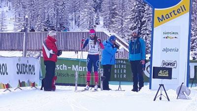 Foto zur Meldung: Deutschlandpokal/Alpencup Biathlon