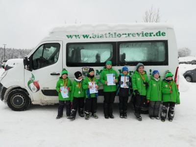 Foto zur Meldung: Skilanglauf in Masserberg