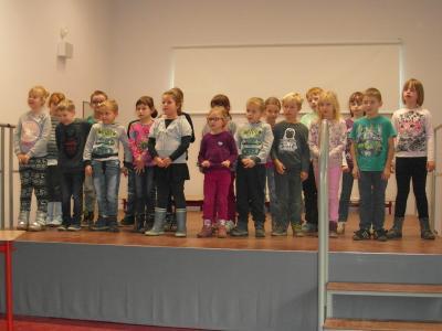 Vorschaubild zur Meldung: Klingende Weihnacht in der Grundschule Egeln