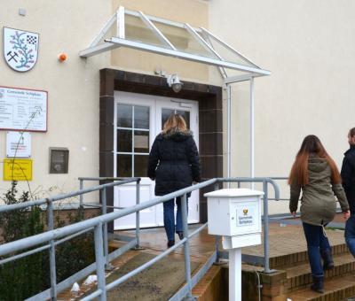 Vorschaubild zur Meldung: Gemeindeverwaltung schließt zwischen Weihnachtsfest und Neujahr
