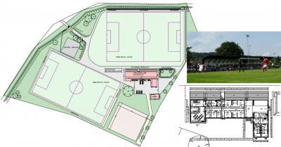 Vorschaubild zur Meldung: Umbau Stadion an der Oberau durch JFV