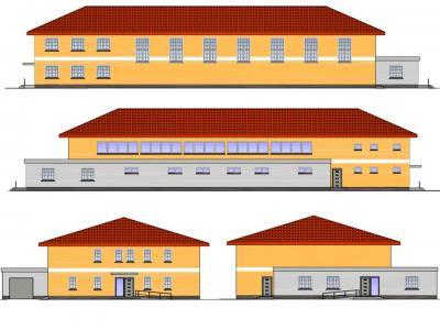 Vorschaubild zur Meldung: Fördermittel für Turnhallenneubau in Kreba-Neudorf sind bewillgt