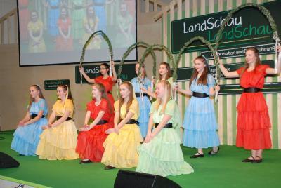 Vorschaubild zur Meldung: Landkreis setzt erneut Akzente auf der Grünen Woche 2018