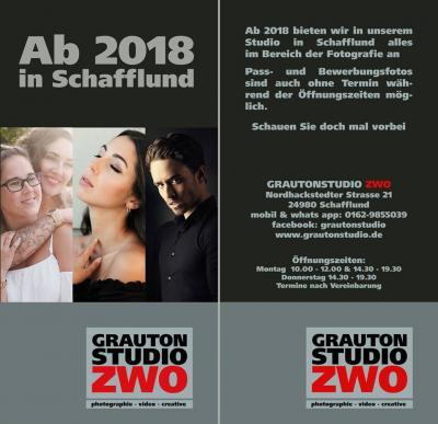 Foto zur Meldung: Neues Fotostudio in Schafflund