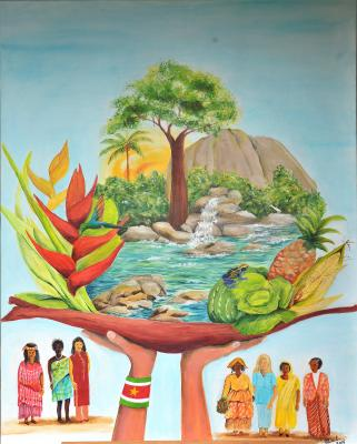 Vorschaubild zur Meldung: Am Freitag, 2. März > Ökumenischer Gottesdienst am Weltgebetstag > in diesem Jahr in der Apostelkirche