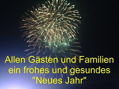 Foto zu Meldung: Frohes und Gesundes neues Jahr