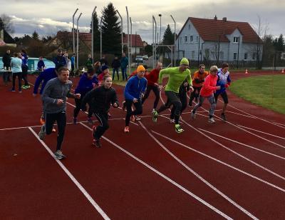 Foto zu Meldung: 3. Lauf der Paarlaufserie 2017/18