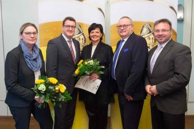 """Foto zu Meldung: Preisverleihung des """"Mitteldeutschen Historikerpreises 2017"""""""