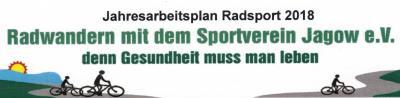 Vorschaubild zur Meldung: Radwandern mit dem Sportverein Jagow e.V.
