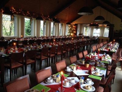 Foto zur Meldung: Adventsfeier im Johanneshaus