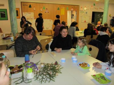 Foto zur Meldung: Kennenlernfest