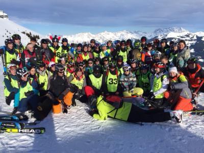 Vorschaubild zur Meldung: Schneesportlager Jubiläum 2018 in Zell am See