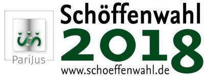 Logo Schöffenwahl 2018