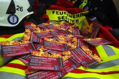 Der Kartenvorverkauf für den Feuerwehrball in Seester 2018 beginnt am 13.01.    (Foto: Kay Stieler)