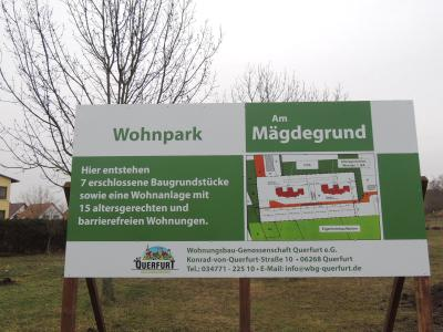 """Wohnpark """"Am Mägdegrund"""""""