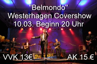 Vorschaubild zur Meldung: Belmondo Live im B1 Sport & Freizeit