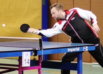 Foto zur Meldung: Neugebauer – wer sonst? - Tischtennis-Vereinsmeister im SV Schmalensee ermittelt