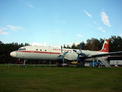 Foto zur Meldung: DDR mobil – Hoch hinaus mit Interflug