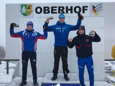 Foto zur Meldung: Italienische Meisterschaften Rennrodeln in Oberhof