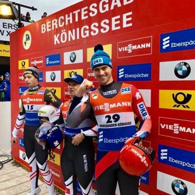 Foto zur Meldung: Rennrodel-Weltcup Am Königssee