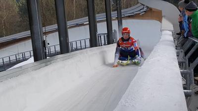 Foto zur Meldung: Rennrodel-Weltcup in Oberhof