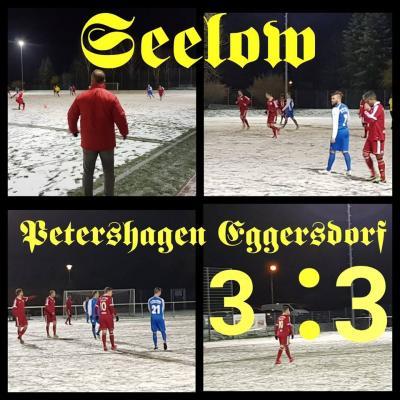 Vorschaubild zur Meldung: Oberligateam vs. Landesligateam trennen sich Unendschieden